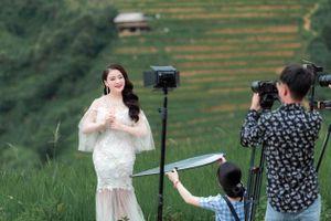 Sao Mai Đinh Trang ra mắt MV 'Bài ca hy vọng'