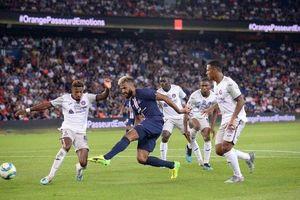 Mất hai trụ cột, PSG vẫn đè bẹp Toulouse 4-0