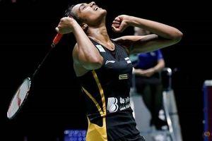 Tay vợt cầu lông Ấn Độ đầu tiên giành danh hiệu thế giới