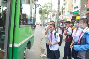 Buýt trường học từng bước đáp ứng nhu cầu của học sinh