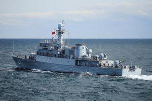 Tàu Pohang 20 của Hải quân Việt Nam đã sẵn sàng trực chiến