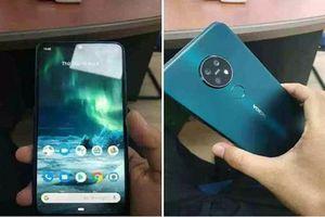 Nokia 7.2 lộ diện tại Việt Nam - 3 camera sau trong vòng tròn