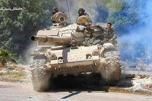 Quân đội Syria thừa thắng xốc tới trên chiến trường Idlib