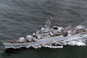 Trung Quốc tặng tàu chiến tháo hết vũ khí khủng, Sri Lanka méo mặt?
