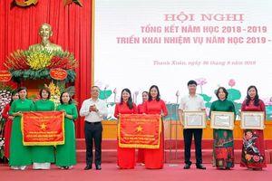 Quận Thanh Xuân nhấn mạnh mục tiêu xây dựng trường học hạnh phúc