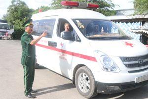 Đội cấp cứu xuyên biên giới