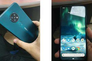 Nokia 7.2 lộ diện với cụm ba ống kính và đèn flash