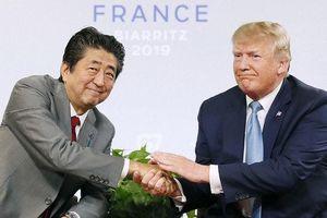 Mỹ - Nhật xúc tiến ký thỏa thuận thương mại 'rất lớn' trong tháng 9