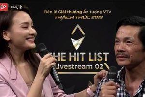'Bố con' NSND Trung Anh, Bảo Thanh lọt Top 5 VTV Ấn tượng 2019