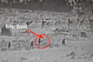 Lộ cảnh Iran phóng 'máy bay không người lái sát thủ' vào Israel?