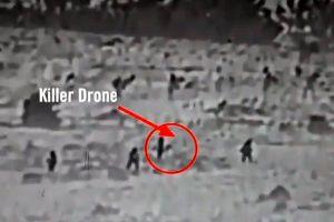 Iran bị tố chuẩn bị phóng máy bay không người lái 'sát thủ' từ Syria