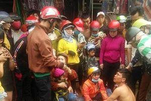 Đắk Nông: Gây tai nạn rồi vụ vạ cho CSGT, hàng trăm người kéo đến hiện trường
