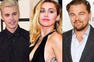 Leonardo DiCaprio, C.Ronaldo, Justin Bieber, Miley Cyrus quyên tiền, kêu gọi chữa cháy rừng Amazon