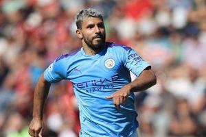 Đội hình tiêu biểu vòng 3 Premier League: Vinh danh Aguero