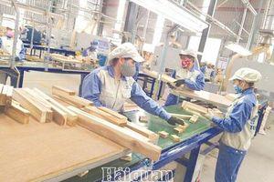 Xuất khẩu gỗ: 'Lội ngược dòng' ngoạn mục