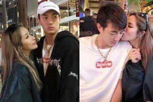 Ảnh hẹn hò cặp đôi 'Chàng 24 nàng 40': Vẫn siêu đẹp đôi, khoác tay hôn má ngọt ngào đến từng khoảnh khắc