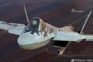 Chi tiết phiên bản xuất khẩu tiêm kích Su-57 Nga vừa ra mắt