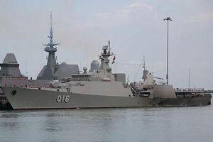 Tự hào sức mạnh tàu hộ vệ tên lửa uy lực nhất Việt Nam