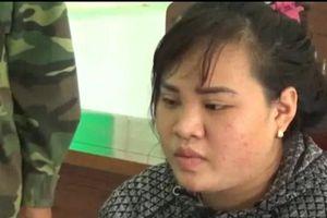 Bắt giữ cặp vợ chồng hờ bán trẻ sơ sinh sang Trung Quốc