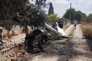 Trực thăng va chạm máy bay hạng nhẹ khiến 5 người thiệt mạng