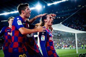Lập siêu phẩm, Griezmann thừa nhận bắt chước Messi