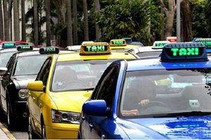 Taxi Hà Nội được phân vùng hoạt động, 'khoác' cùng màu sơn từ năm 2026?