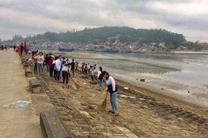 Cảng cá lớn nhất Thanh Hóa được dọn sạch sau phản ánh của Báo Diễn đàn Doanh nghiệp