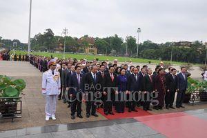 Gần 60 triệu lượt người đến thăm, viếng Lăng Chủ tịch Hồ Chí Minh