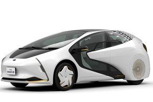 Những mẫu xe đặc biệt của Toyota xuất hiện tại Olympic Tokyo 2020