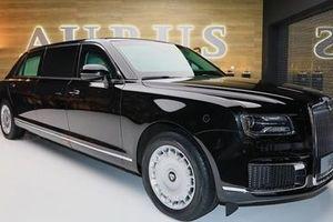 'Rolls-Royce phiên bản Nga' chốt giá 6,3 tỉ đồng