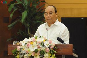 Tiểu Ban Kinh tế -Xã hội xin ý kiến nguyên lãnh đạo Đảng, Nhà nước