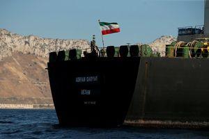 Iran tuyên bố tàu Adrian Darya từng bị Anh bắt giữ đã bán hết dầu