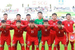 Khai mạc giải U15 quốc tế: U15 Việt Nam đánh bại U15 Nga