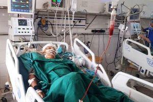 Chuyển gấp 200 đơn vị máu từ Hà Nội về Hưng Yên cấp cứu nạn nhân tai nạn giao thông