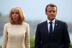 Vì rừng Amazon, tổng thống Brazill chế nhạo vợ ông Macron