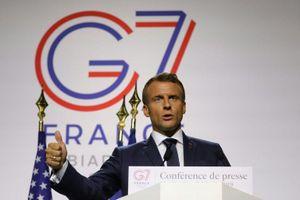 Pháp dự kiến tổ chức hội nghị hòa bình Ukraine