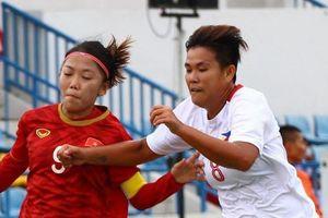 Highlights chung kết AFF Cup nữ 2019: Thái Lan 0-1 Việt Nam