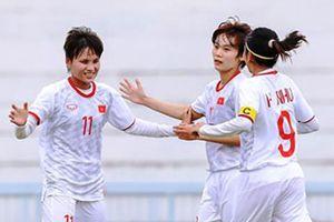 Tuyển nữ Việt Nam được thưởng nóng 1,3 tỷ