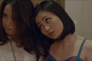 Hoa hồng trên ngực trái tập 7: Say xỉn, San dẫn Khuê đến nhà 'trai đẹp'