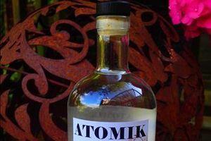 Chernobyl sản xuất 'chai rượu phóng xạ' đầu tiên
