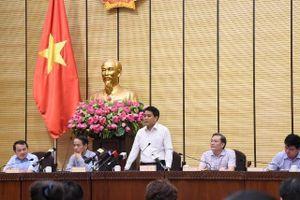 Tiếp tục làm rõ thông tin về kết luận Thanh tra đất đai tại xã Đồng Tâm