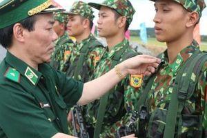 Hát vang bài ca hữu nghị 'Việt Nam đoàn kết Campuchia'