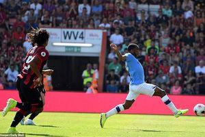 Hàng công ấn tượng của Manchester City