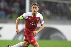 Arsenal sẵn sàng để Nacho Monreal ra đi