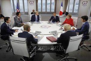 Hội nghị thượng đỉnh G7 đạt đồng thuận về nhiều vấn đề