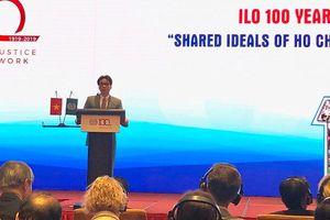 Việt Nam và ILO kỷ niệm hành trình thế kỷ đấu tranh vì công bằng xã hội