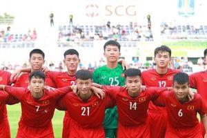 U15 Việt Nam ra quân thắng lợi