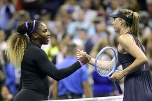 Serena dễ dàng hạ Sharapova tại vòng 1 giải Mỹ mở rộng 2019