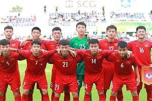U15 Việt Nam giành chiến thắng trước U15 Nga
