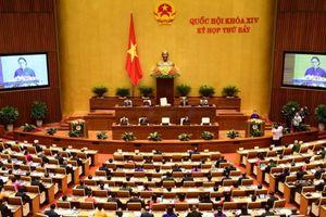 Công bố 6 Nghị quyết đã được Quốc hội và Ủy ban Thường vụ Quốc hội khóa XIV thông qua